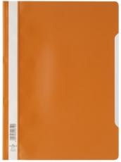 Schnellhefter  A4, aus PP-Folie, orange