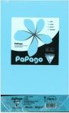 250 Blatt Kopierkarton 160 g/m² A4 blau