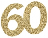 Streuteile 60 gold