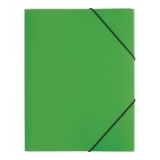 PAGNA Eckspannermappe  A4, grün