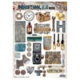 Designpapier Industrie