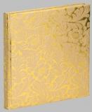 Gästebuch Golden Brokat