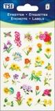 Blumensticker