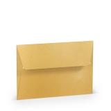Briefumschlag Ft.B6, gold HK