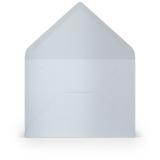 Briefumschlag Ft.B6 m. Sf. Marble white