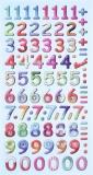 Sticker Zahlen