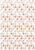 Designkarton Jesus orange