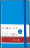 Notizbuch 12,5 x 19,5 liniert aqua