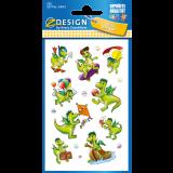 Sticker Drachen