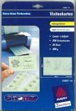 Visitenkarte 85x54mm ILK 200g  m² 250St