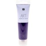 ACRYLIC Künstlerfarben 100ml violett