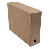 Archivbox 90mm Kraft