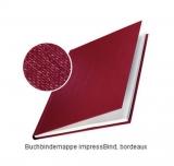 LEITZ Hard-Cover, A4, 106-140 Blatt, rot