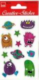 Creativ Sticker Weltall