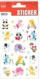 Creativ Sticker Tiere