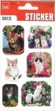 Creativ Sticker Katzen