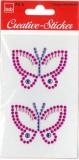 Creativ Sticker Schmetterling