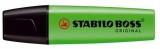 Textmarker STABILO® BOSS® ORIGINAL, grün