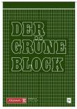 Briefblock A4 60g langkar Der Grüne Block