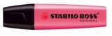 Textmarker STABILO® BOSS® ORIGINAL, pink