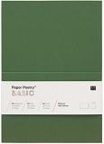 Karten A6 220gr. grün