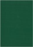 Bastelwellkarton dunkelgrün