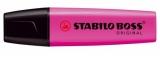 Textmarker STABILO® BOSS® ORIGINAL, lila/pink