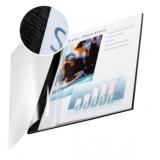 LEITZ Soft Cover, A4, 106-140 Blatt, schwarz