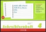 Schreiblernheft 4