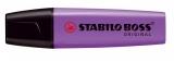 Textmarker STABILO® BOSS® ORIGINAL, lavendel