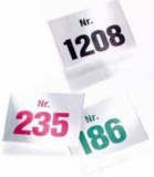 Aufklebenummern 101-200