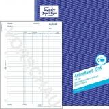 Aufmaßbuch 1318 - A4 100 Blatt