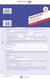 Arbeitsvertrag f. kaufmännisch SD, 2-seitig A4