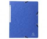 Eckspanner A4 blau