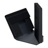 Heftbox m. Gummizug  schwarz
