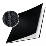 LEITZ Hard-Cover, A4, 176-210 Blatt, schwarz