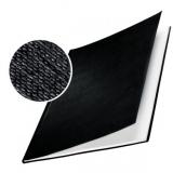 LEITZ Hard-Cover, A4, 106-140 Blatt, schwarz