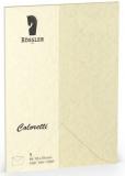 Coloretti-5er Pack Briefumschläge B6 80g/m², sandgelb