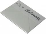 Coloretti-5er Pack Briefumschläge B6 80g/m², grau