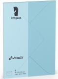 Coloretti-5er Pack Briefumschläge B6 80g/m², himmelblau