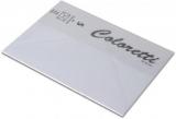 Coloretti-5er Pack Briefumschläge B6 80g/m², weiß
