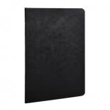 Age Bag, Notizbuch  A5, 48 Blatt 90g liniert - Schwarz