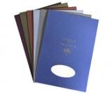 Schreibblock Vergé de France 25% Hadern mW, A4, 50 Blatt,100g weiß