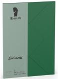 Coloretti-5er Pack Briefumschläge B6 80g/m², forest