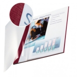 LEITZ Soft Cover, A4, 106-140 Blatt, rot
