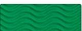 3D-Bastelwellpappe grün