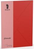 Coloretti-5er Pack Briefumschläge C5, orange