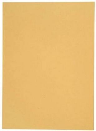 ELBA Aktendeckel, A4, gelb