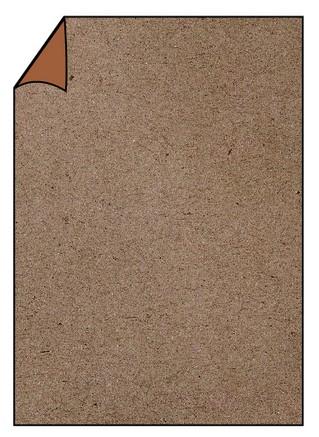 Paperado-Karton 250gr. Kraft