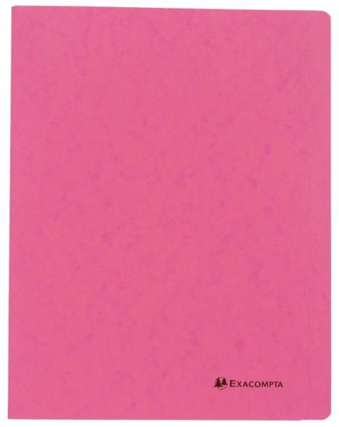 Schnellhefter Karton 265gr. A4 rosa